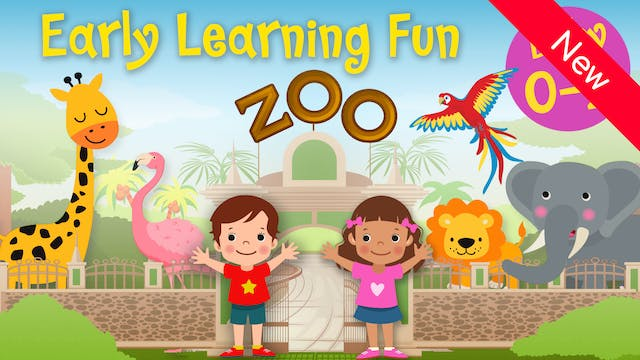 A Day At The Zoo | Animals & Sounds |...