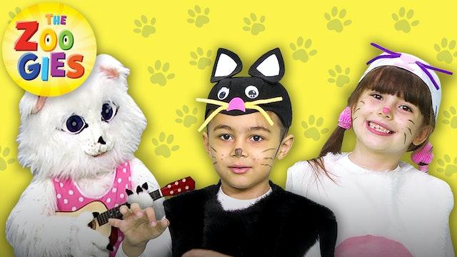 Three Little Kittens - The Zoogies