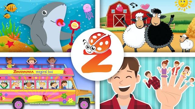 Animated Nursery Rhymes