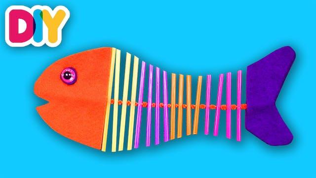 Fishbone | Craft for Kids
