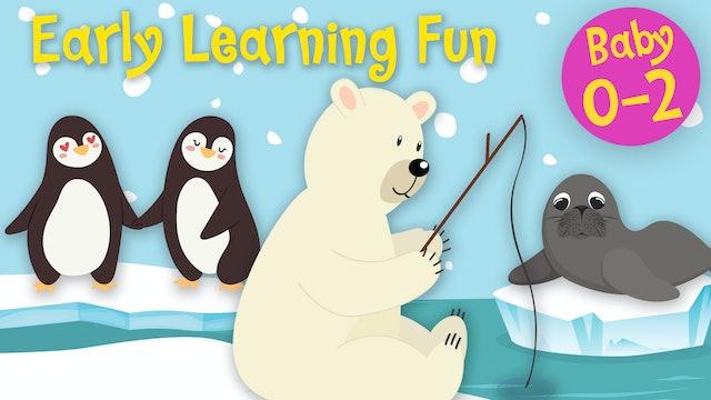 Polar Animals Vol.1 | Early Learning Fun