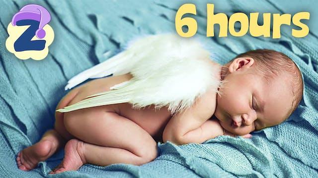 6 Hours | Baby Lullabies & Relaxing M...