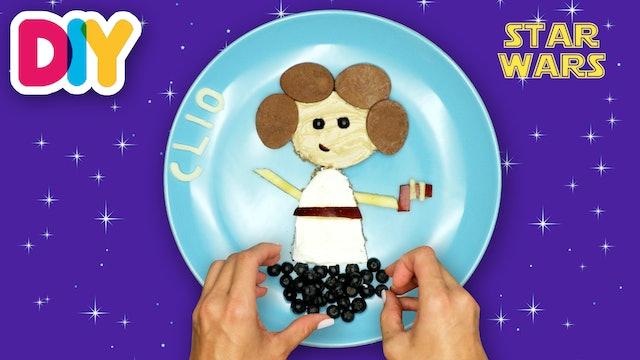 Princess Leia | Dinkel Bread Toast