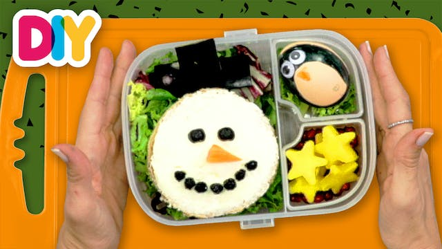 Frosty the Snowman Snack | Christmas ...