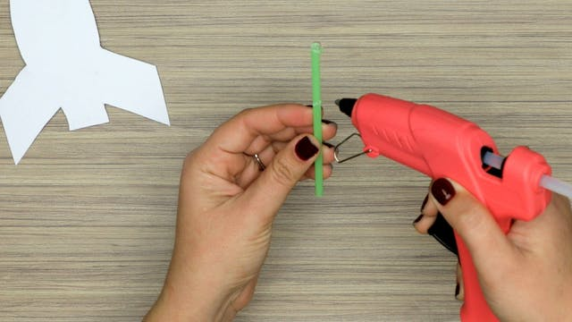 Rocket Straw Game | Paper Straw Craft