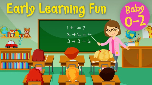 School Professions | Jobs and Professions Vol. 2 | Early Learning Fun