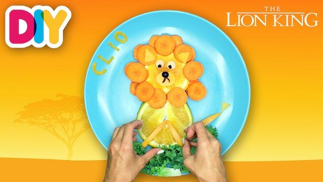 Lion King | Carrot Snack