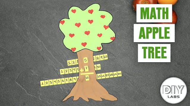 Math Apple Tree