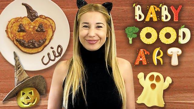 Κολοκύθα Halloween   Pancake με Χαρου...