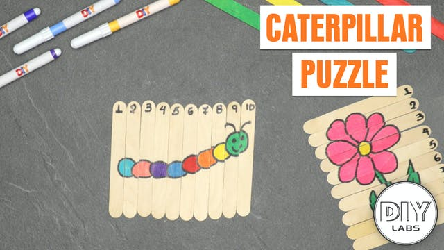 Caterpillar Puzzle