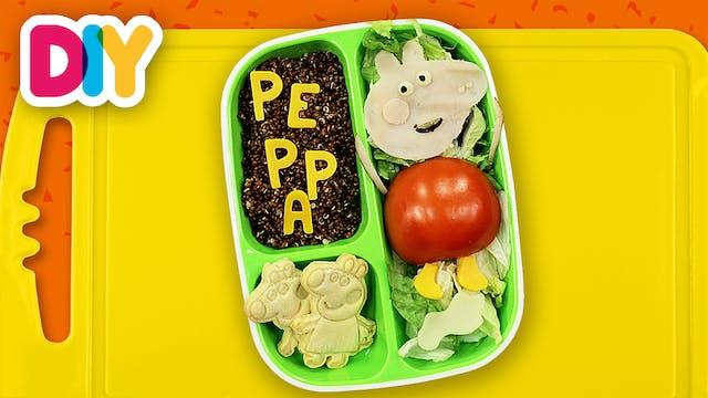 Peppa Pig Snack | Bento Box
