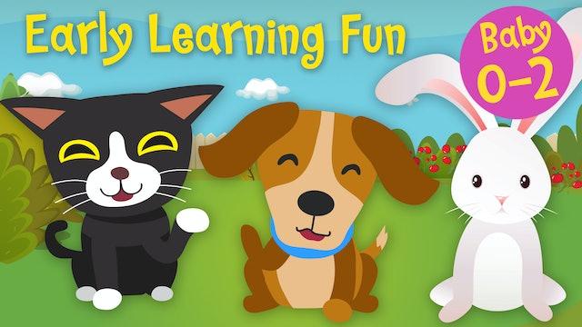 Pet Animals | Early Learning Fun
