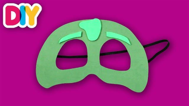 PJ MASKS Gekko | Paper Craft