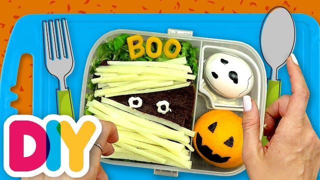 Μούμια Halloween | Bento Box