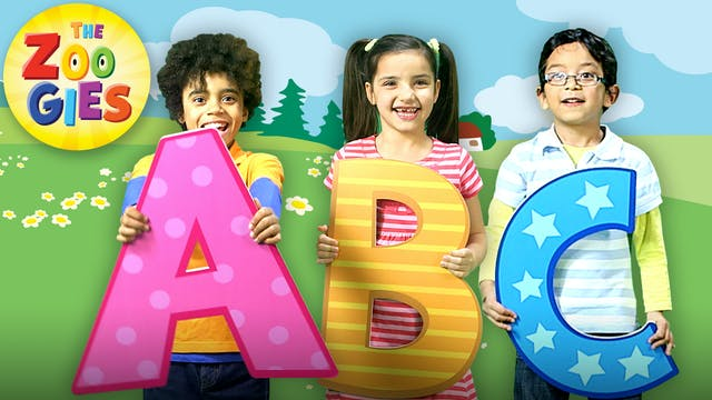 ABC (The Alphabet Song) - The Zoogies