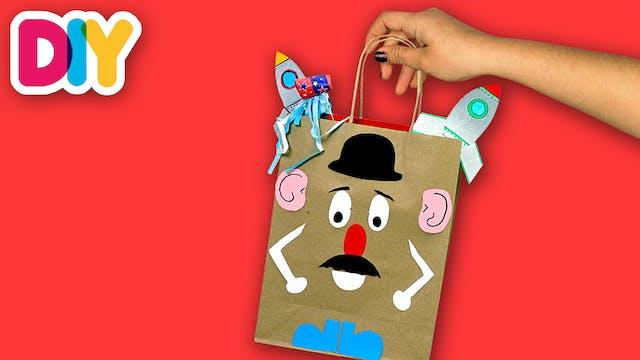 Mr Potato Head Goody Bag | Paper Bag ...