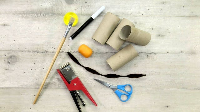 Bee Hive   Paper Roll Craft