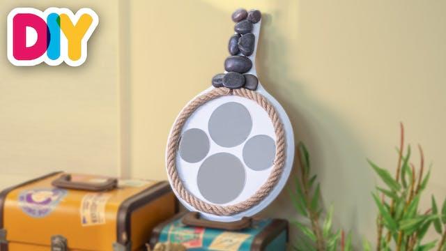 Cutting Board Decorative Mirror | Woo...
