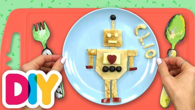 Ρομπότ | Πρωινό με Pancakes