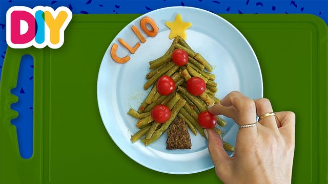 Christmas Tree | Green Beans Marinara...