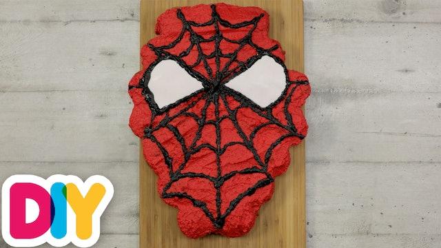 Spiderman | Pull-Apart Cake