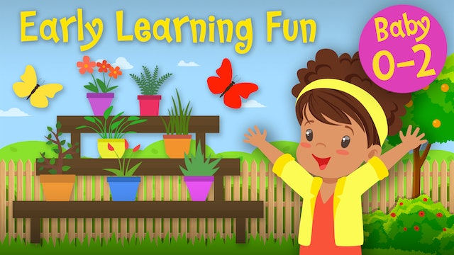 Our Garden | Early Learning Fun