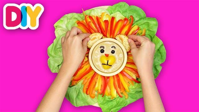 Lion King | Veggie Platter