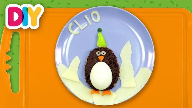 Penguin | Egg Snack