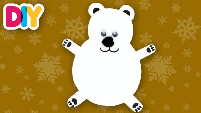 Polar Bear | Paper Craft