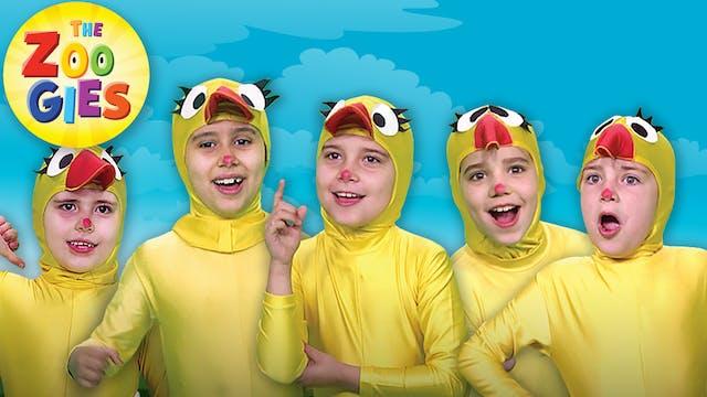 The Zoogies - 5 Little Ducks
