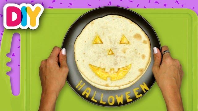 Pumpkin | Cheese Quesadillas