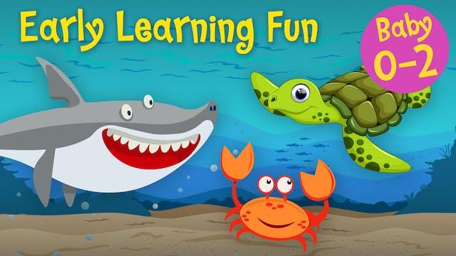 Sea Animals Vol.2 | Early Learning Fun