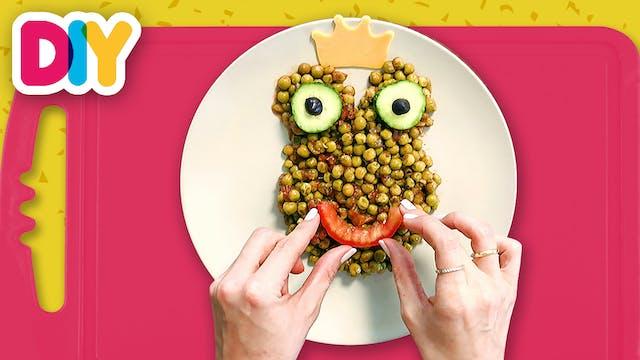 The Frog Prince | Peas Marinara Lunch
