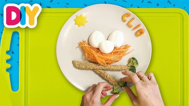 Bird Nest | Egg Snack