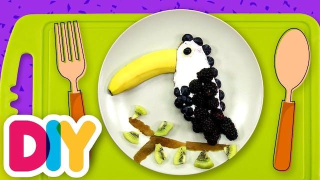 Τουκάν | Σνακ με Φρούτα
