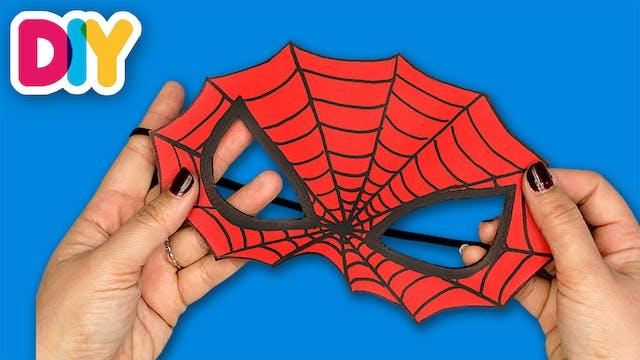 Spiderman Mask | Paper Craft