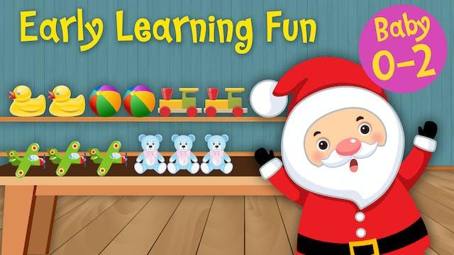 Santas Workshop | Early Learning Fun