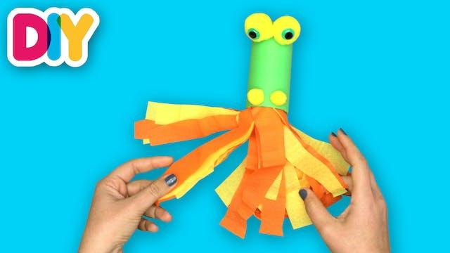 Dragon | Paper Roll Craft