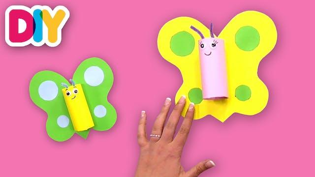 Butterflies | Paper Roll Crafts