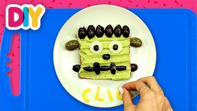 Frankenstein | Avocado Toast