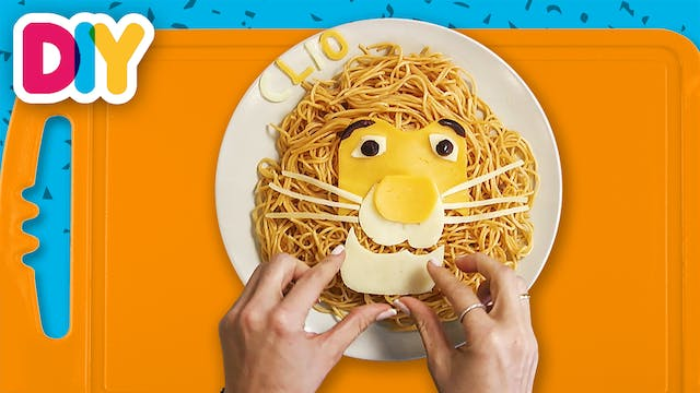 Lion King | Pasta Lunch