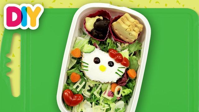 Hello Kitty Snack | Bento Box