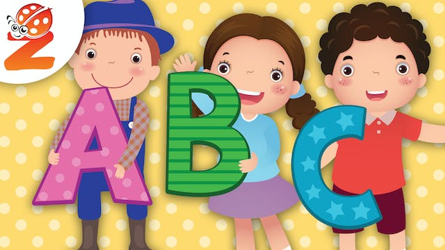 ABC (The Alphabet Song) | Animated Songs