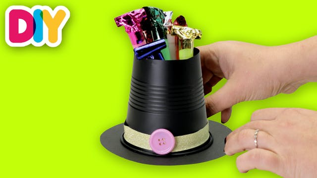Witch Hat | Party Centerpiece