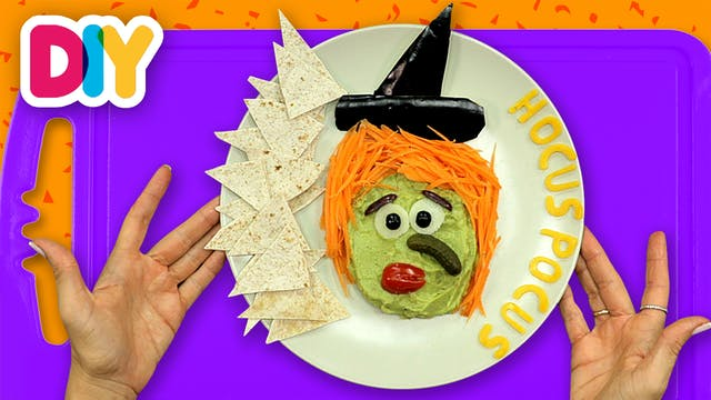 Witch | Guacamole Party Dip