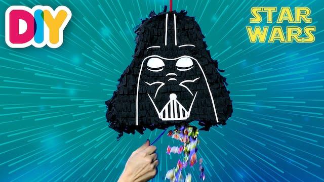 Darth Vader Piñata | Paper Craft