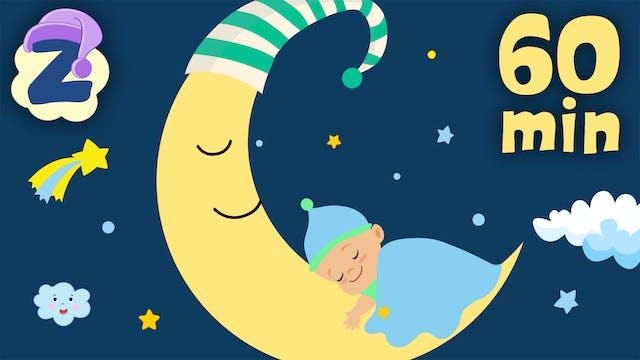 1 Hour | Baby Lullabies & Relaxing Music