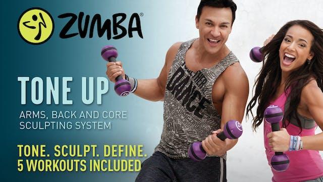 Zumba Tone Up Workout System