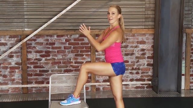 Lower Body Fit: Lean Legs