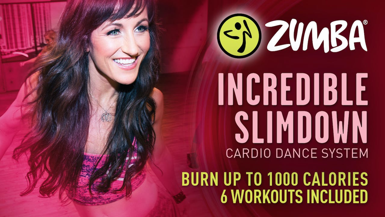 Incredible Slimdown Cardio Dance System (US only)